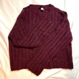 H&M Cozy Wool Blend Sweater